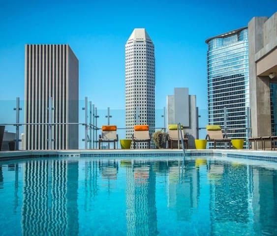 Luxury Highrise Apartment Home - Houston - Appartement en résidence