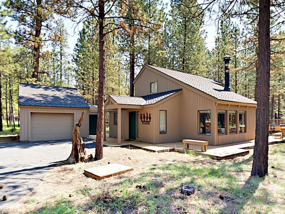 Your cozy home-away-from-home at Black Butte Ranch.