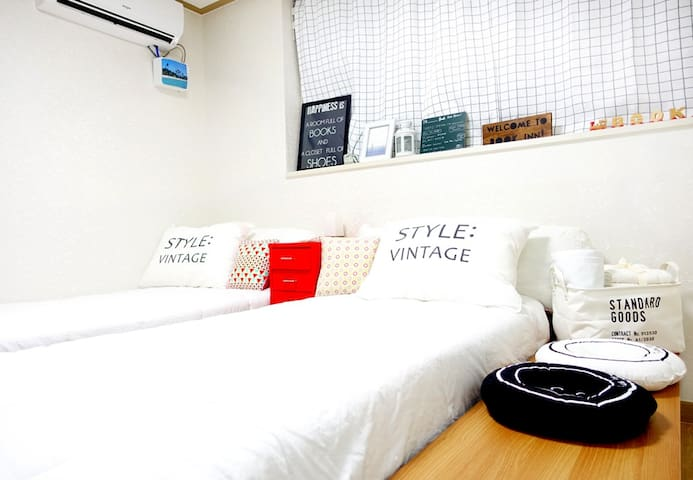 SALE★Private Studio[Fully Equipped] - Eunpyeong-gu - Apartament