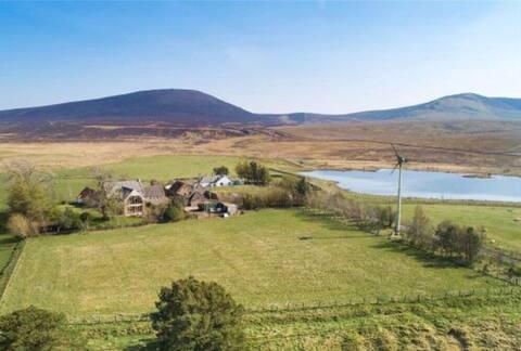 Pentland Hills cottage hideaway