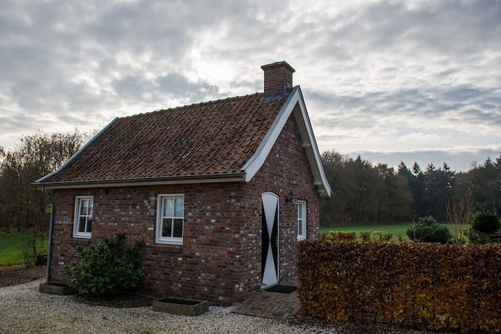 Vakantiehuisje aan de bosrand - Geijsteren - บ้าน