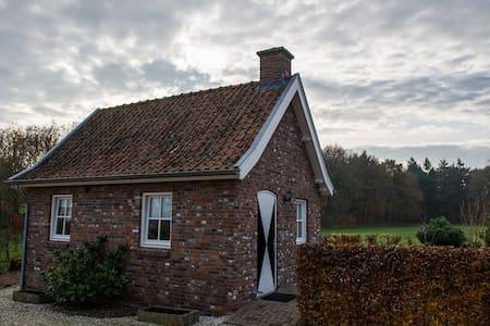 Vakantiehuisje aan de bosrand - Geijsteren - Haus