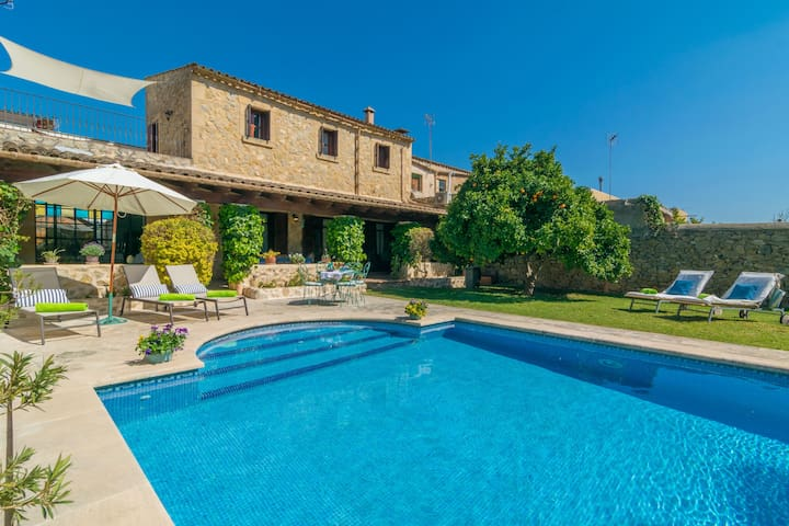 CA S'AUSTRI - Villa for 6 people in villafranca de Bonany.