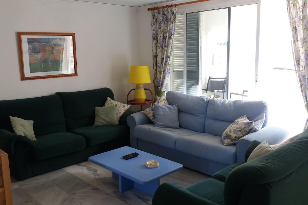 Salón zona de estar