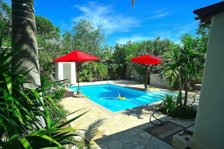 Casita La Capilla - The quiet garden place
