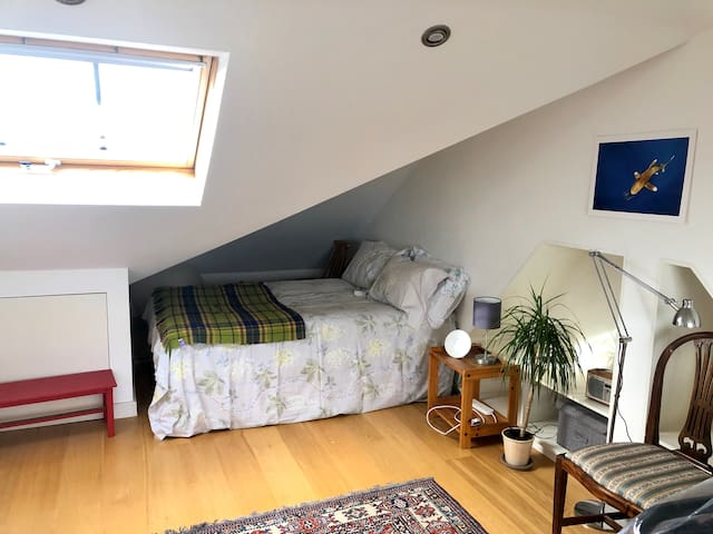 Large En-suite  double room within Muswell Hill