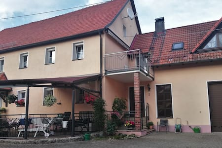 Ferienwohnung im Herzen der Fränkischen Schweiz - Betzenstein - Apartment