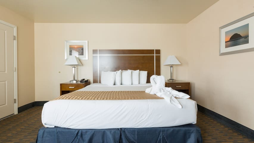 Private Non Smoking King room - Morro Bay - Bed & Breakfast