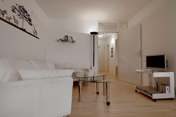 Wohnung mit wohlfühl Charakter - Germering - Apartamento