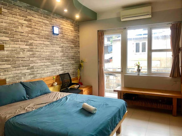 ★Mini home-stay with private BA in the ❤ of SAIGON