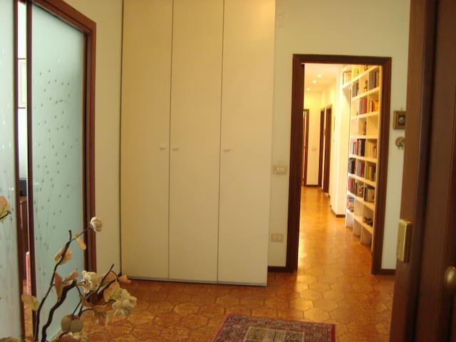 Accoglienti, arredate e luminose camere - Caserta - อพาร์ทเมนท์