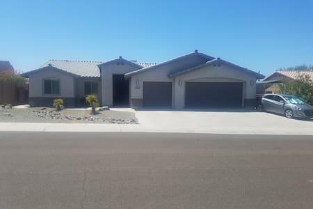 Yuma Home in Estrella at Mesa Del Sol
