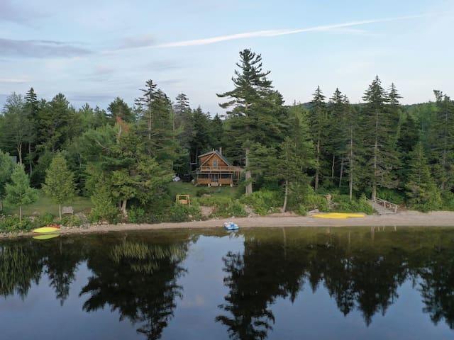 Quiet Pond Cabin Retreat