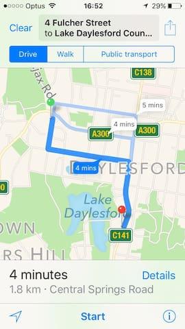 Daylesford on your doorstep - Daylesford - Ev