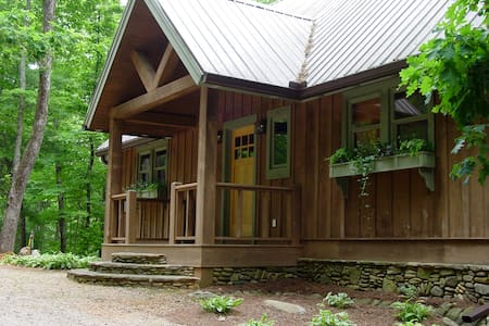 Ruby - A Quiet Splendor Mountain Cabin for 12 - Tiger