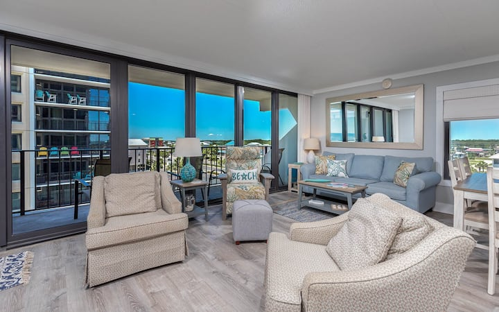 Gulf View 3 Bedroom - Island Winds East 411