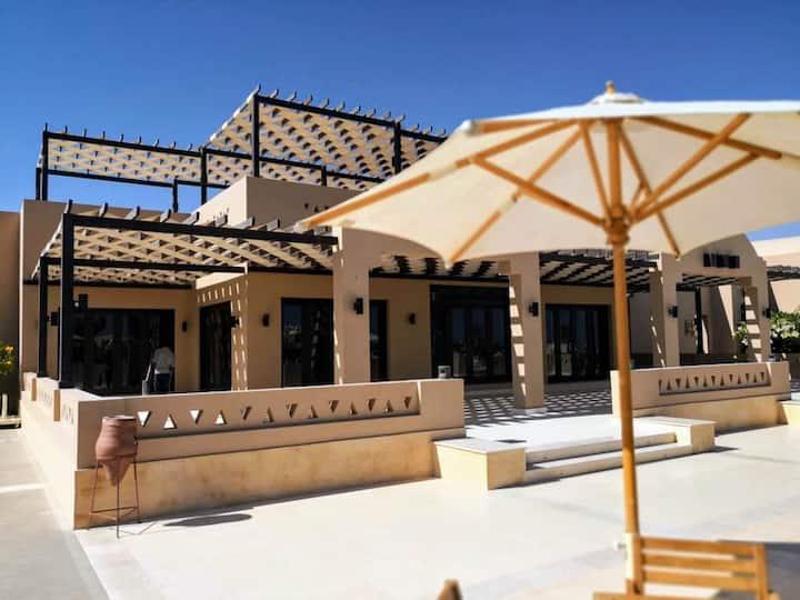 2 Bedrooms Ground Chalet , Makadi Heights Hurghada