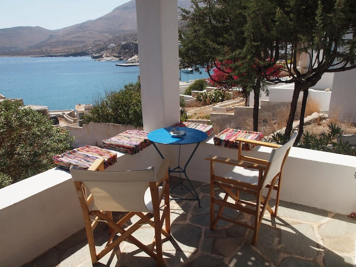 SIKINOS Traditional Sea View House