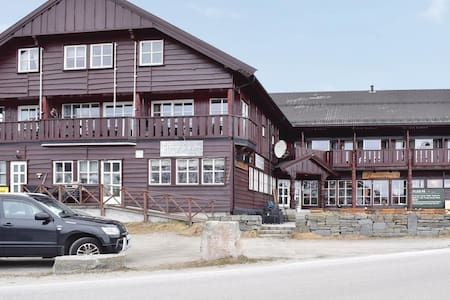 Holiday apartment with 3 bedrooms on 80m² in Hovden I Setesdal