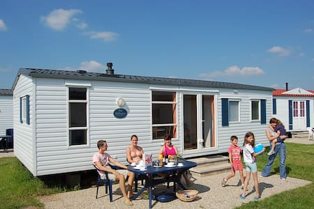 Standard mobile home H with 2 sleeping rooms - Apartment
