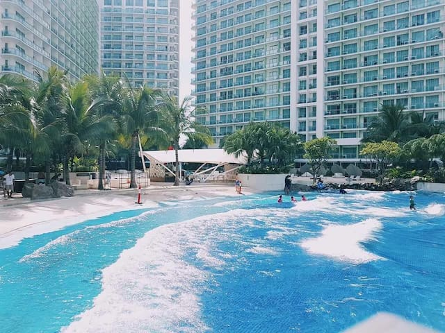 Resort Stay at AZURE Urban Resort Residences