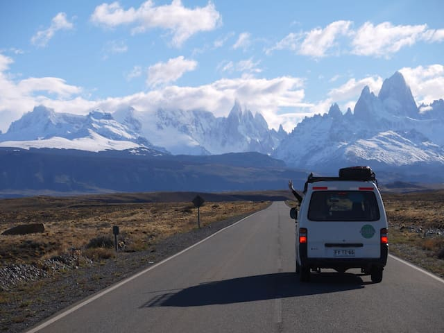 ☆ Discover the beauty of Chile on a campervan!