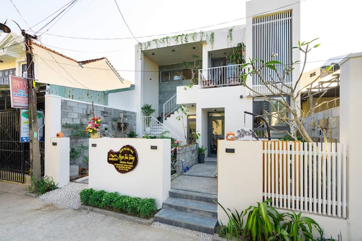 White Pearl Apartment with garden in Hoi An