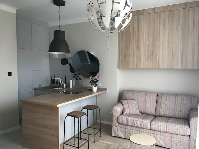 Marszalkowska Apartment - Warsaw - House