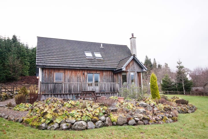Forest location by Loch Ness - Fort Augustus - Casa