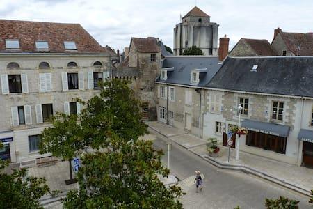 Maison meublée pour cure thermale à La Roche Posay - Coussay-les-Bois - Casa
