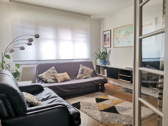 apartment cozy and spacious 70m2