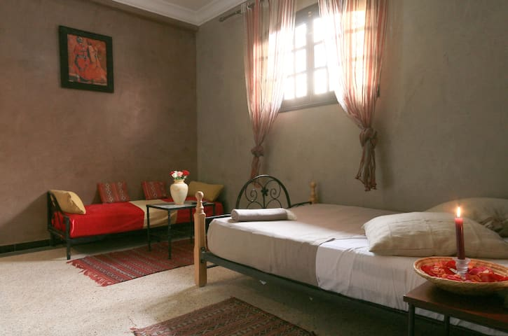 Jolie petit studio agréable calme - Marrakech - Apartmen