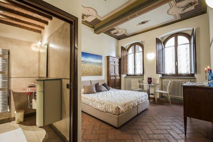 La Corte de Re - Luxury tower view rooms - Arezzo
