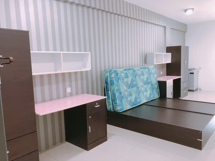 Kampar little cosy studio 金宝舒服小公寓短租