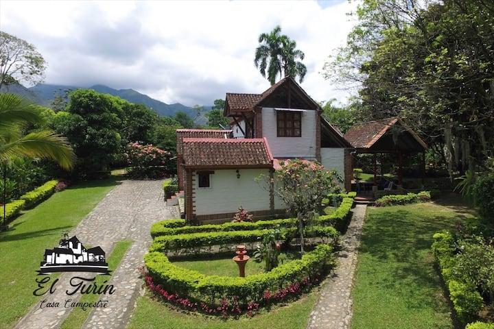 Casa Campestre El Turín en Rivera (Huila)