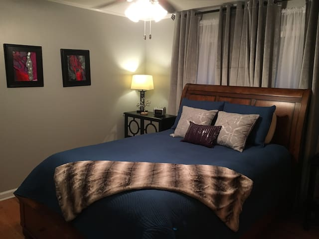 Serene Bedroom + Private Bath in Fort Mill