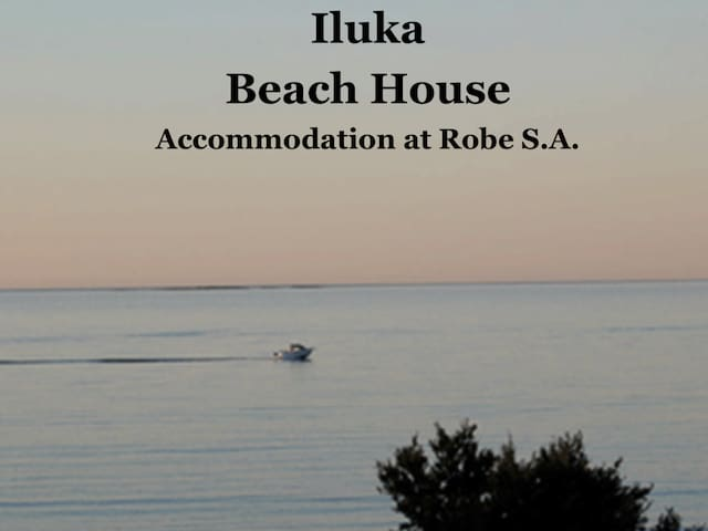 Iluka Beach House,Robe- stunning ocean views.