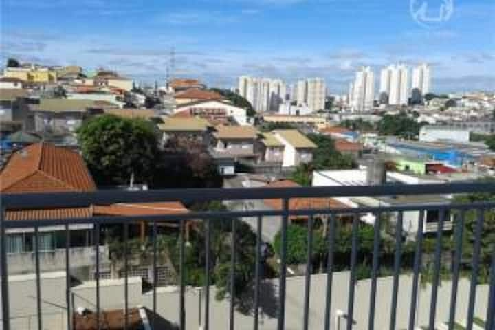 Apartamento Freguesia do Ó - Decorado com Suite