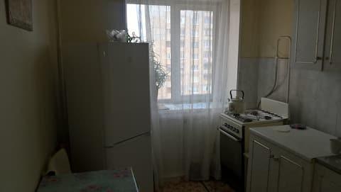 отдельная 3х комнатная квартира , 2 лоджии