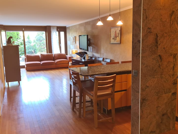 Cosy apartment in the heart of Crans Montana