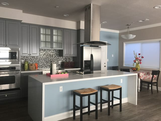 Totally Renovated Modern Blue House - Fremont