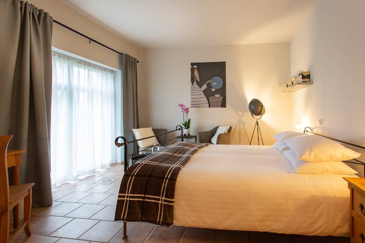 Doppelzimmer-Superior im Landhotel Teichwiesenhof
