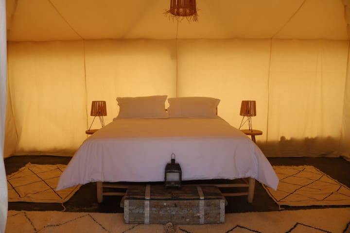 Emeraude Luxury Camp chambre 4