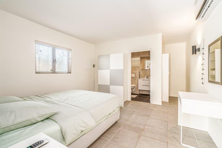 appartement op 50 meter van het strand