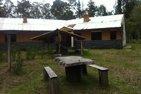 Rustic living on organic farm - Tabacundo