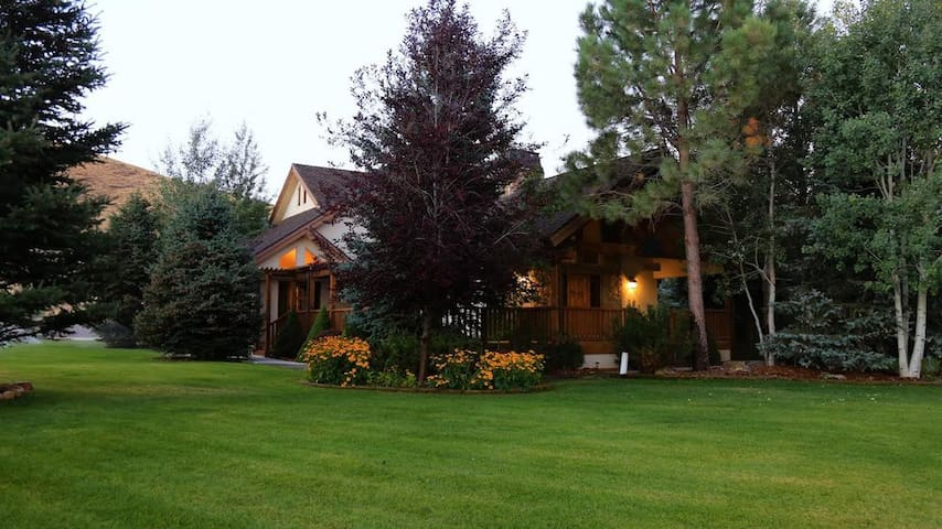 Deer Creek Cabin - Heber City - Hus