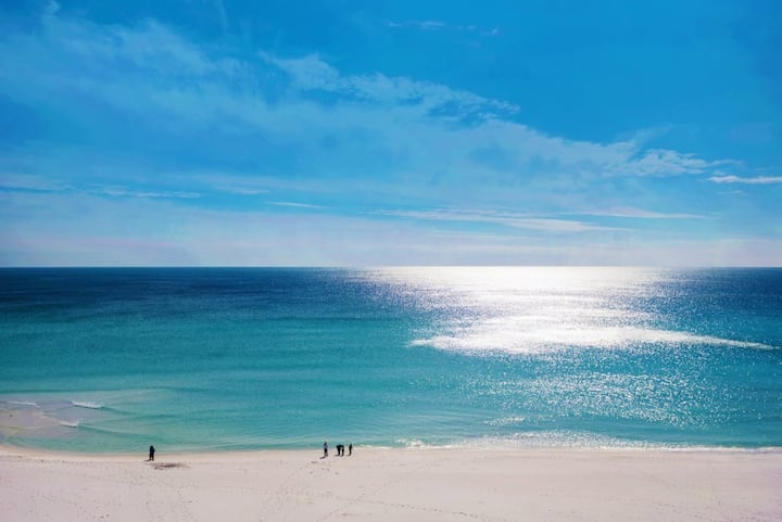 Oceanfront 2BR Majestic Sun -Seascape Golf Resort