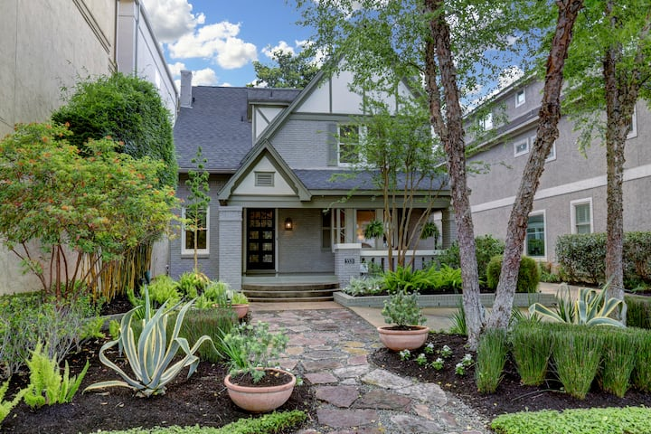 Fabulous Museum District  3 bed 3 1/2 Bath Home