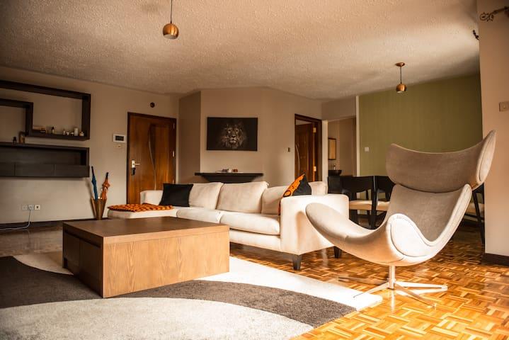 Ramis Suites Deluxe, Kileleshwa