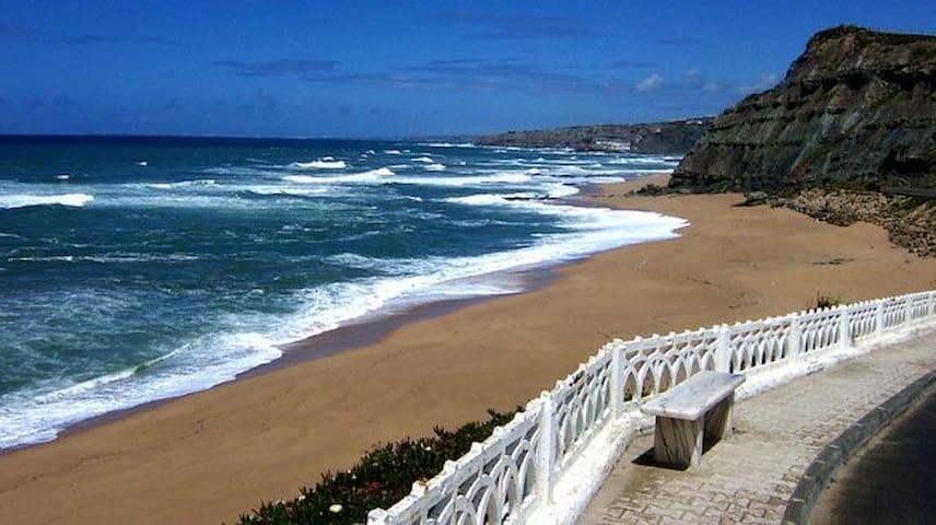 Praia sol e mar
